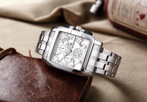 relógio masculino importado social novo super promoção !!!