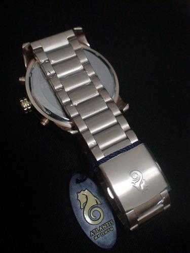98360649f8c Relógio Masculino Imports Resistente À Água !! Não É Réplica - R ...