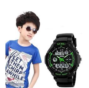 Relógio Masculino Infantil Skmei 1060