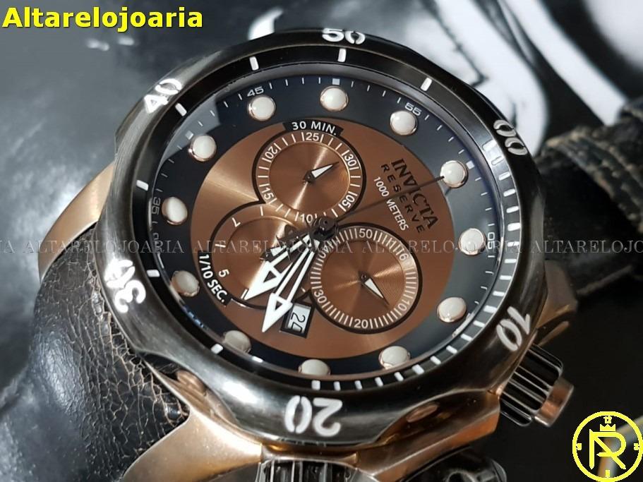 15ea47a923b Relógio Masculino Invicta Venom Reserve Vintage 15987 Suíço - R  999 ...