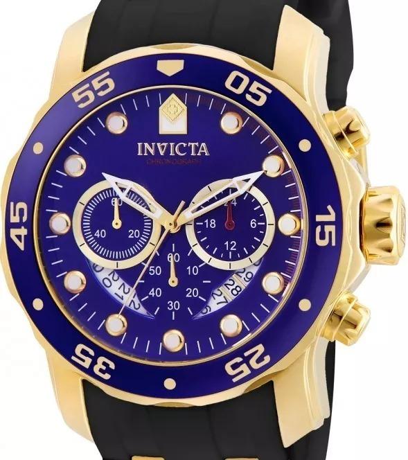 09280df7ed5 Relógio Masculino Invicta Pro Diver 6983 21929 Original Azul - R  430