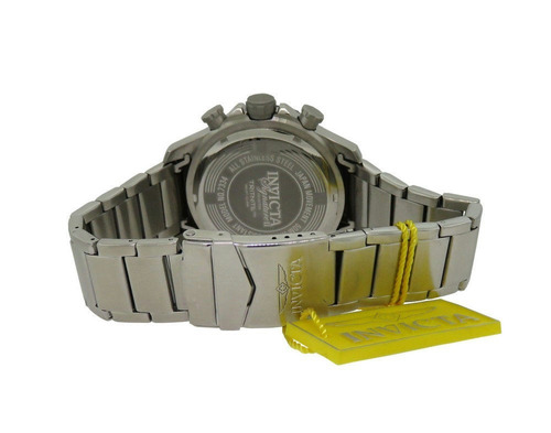 relógio masculino invicta signature 7334 original