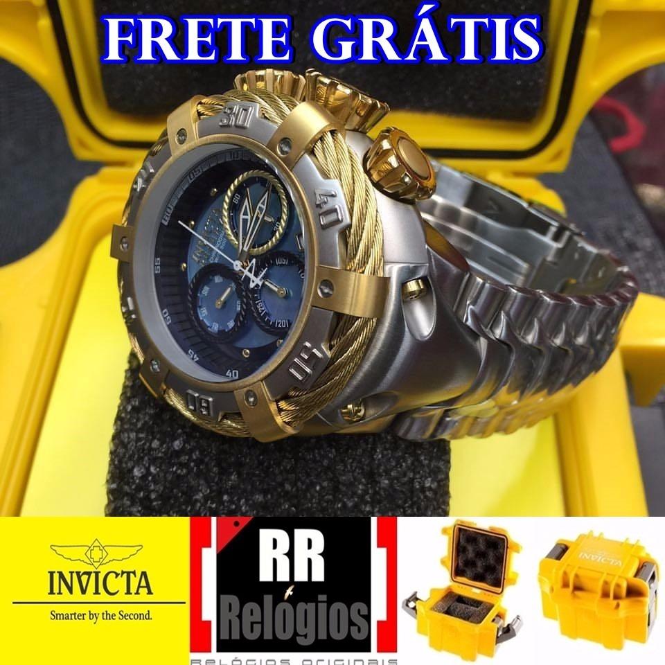 e39cd9efdec Relógio Masculino Invicta Thunderbolt 21355 - Original - R  1.200
