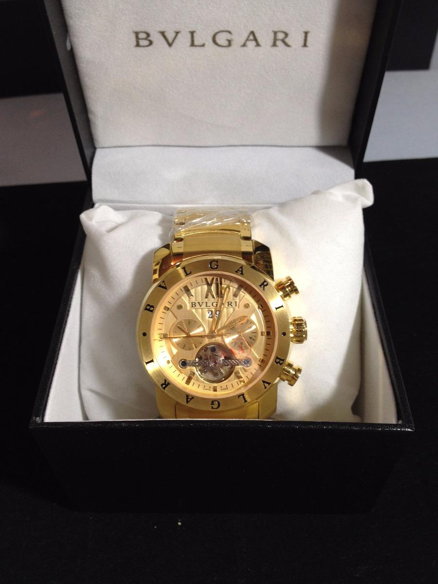ef1358bcd5e relógio masculino iron man automático dourado. Carregando zoom.