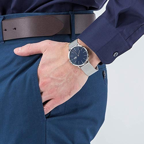 relógio masculino lacoste 2010900 importado original