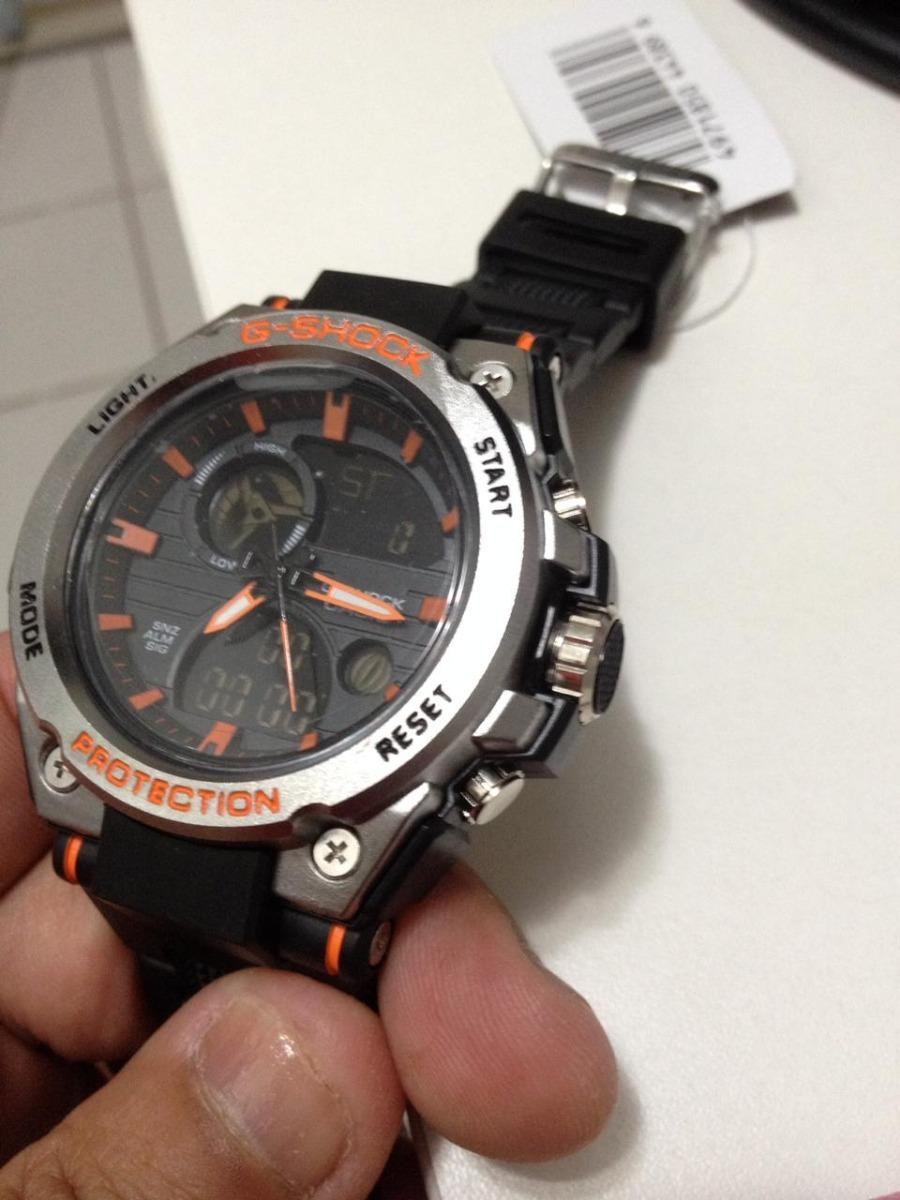 0a6973b7857 relógio masculino lançamento g-shock modelo novo. Carregando zoom.