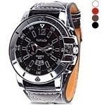 relógio masculino lazer pulso de quartzo wmn-145945
