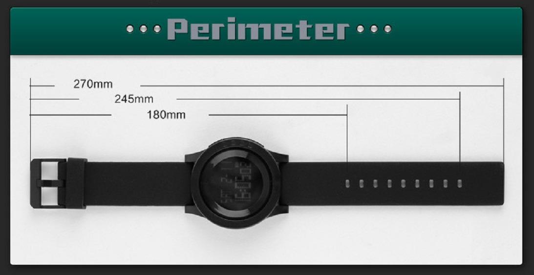 d89e956b2e0 relógio masculino led digital esporte kit 2 skmei 1142. Carregando zoom.