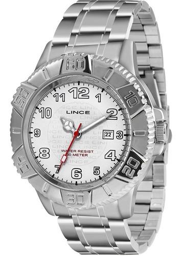 relógio masculino lince mod. mrm4334l - novo e original!