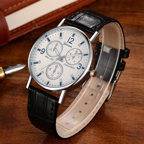 relógio masculino - luxo e elegância