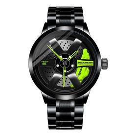 Relógio Masculino Luxo Nibosi Te37 Aro Hub 8206 Original
