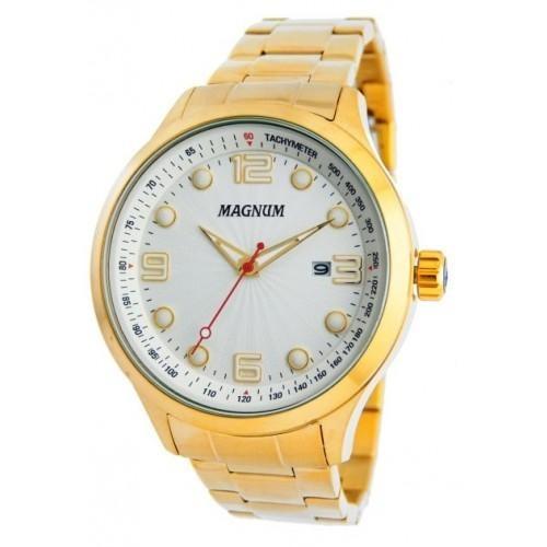 1a371dbfd6c Relógio Masculino Magnum Analógico Ma33013h - R  362