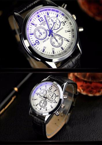 6da5b84dd9b relógio masculino importado clássico de marca yazole barato. Carregando zoom...  relógio masculino marca