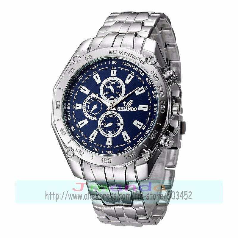 36f2e7bf82d relógio masculino marca orlando analógico azul. Carregando zoom.