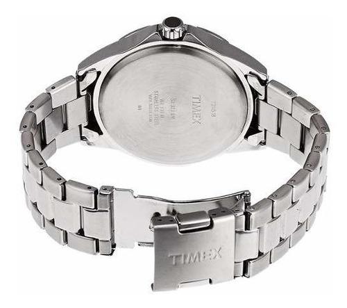 relógio masculino metal timex t2n518 original pronta entreg