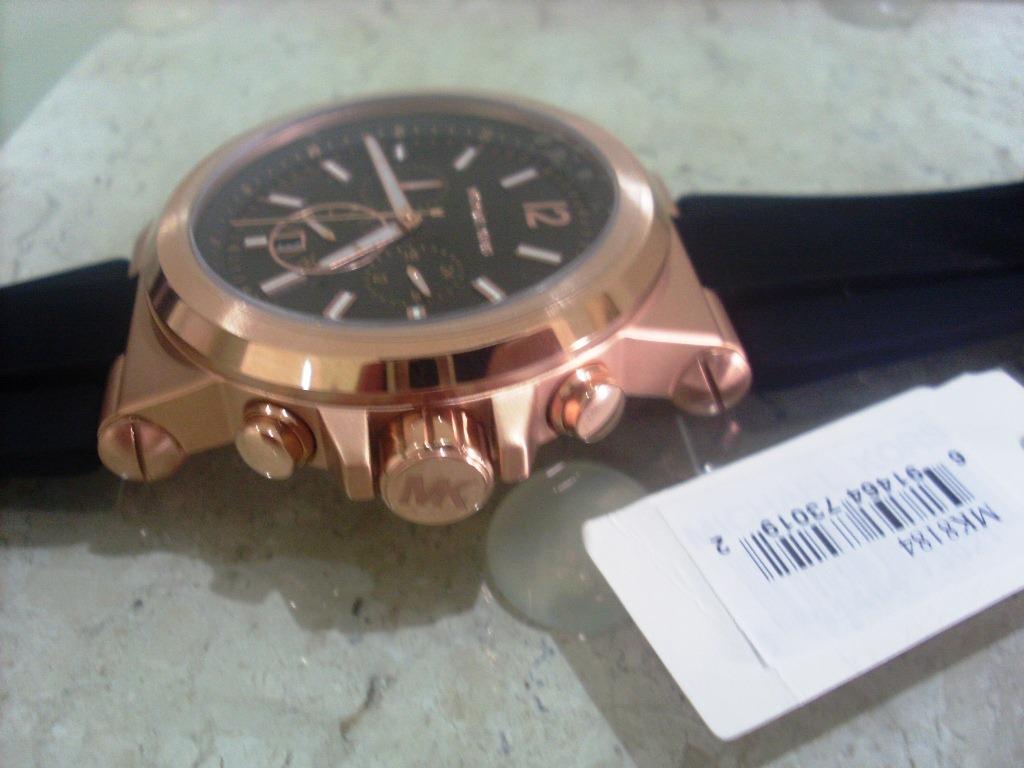 Relógio Masculino Michael Kors Mk8184 Original 12x - R  319,00 em ... 0ead4bb838
