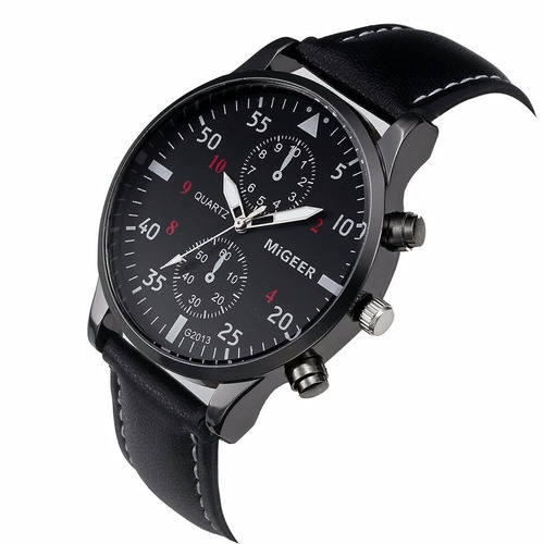 relógio masculino migeer importado