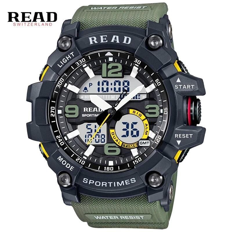 8d3e96c409b relógio masculino militar exército read digital frete grátis. Carregando  zoom.
