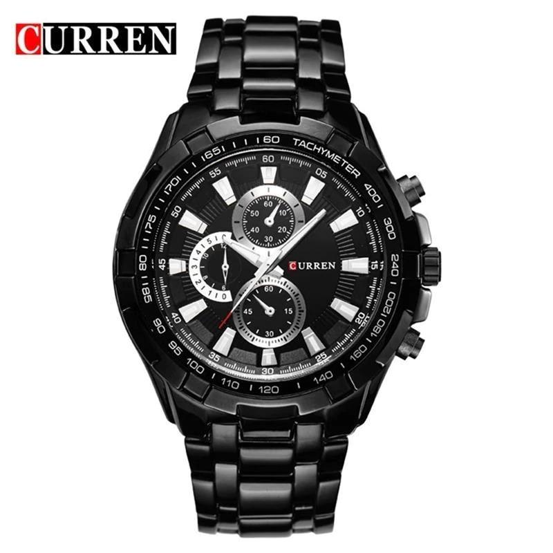 1b3b736a8c7 relógio masculino militar luxo aço inox frete grátis barato. Carregando  zoom.
