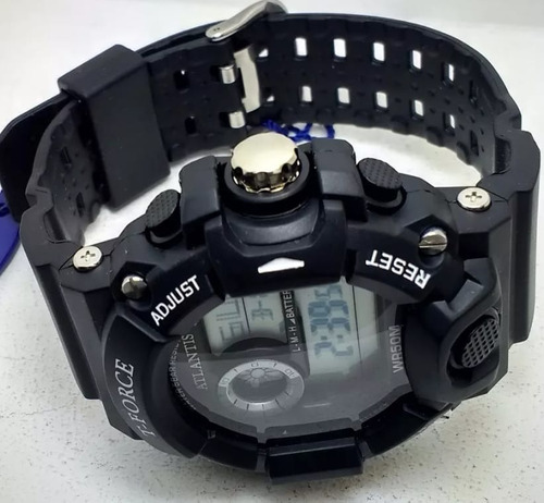 relógio masculino militar tforce prova dágua barato