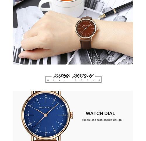 relógio masculino mini focus *frete grátis!