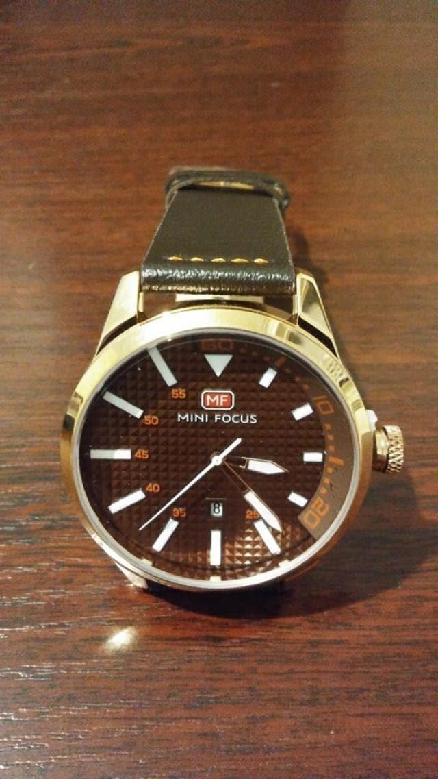 Relógio Masculino Mini Focus Modelo Mf0021 Promoção Confira. - R ... 1189ecb51a