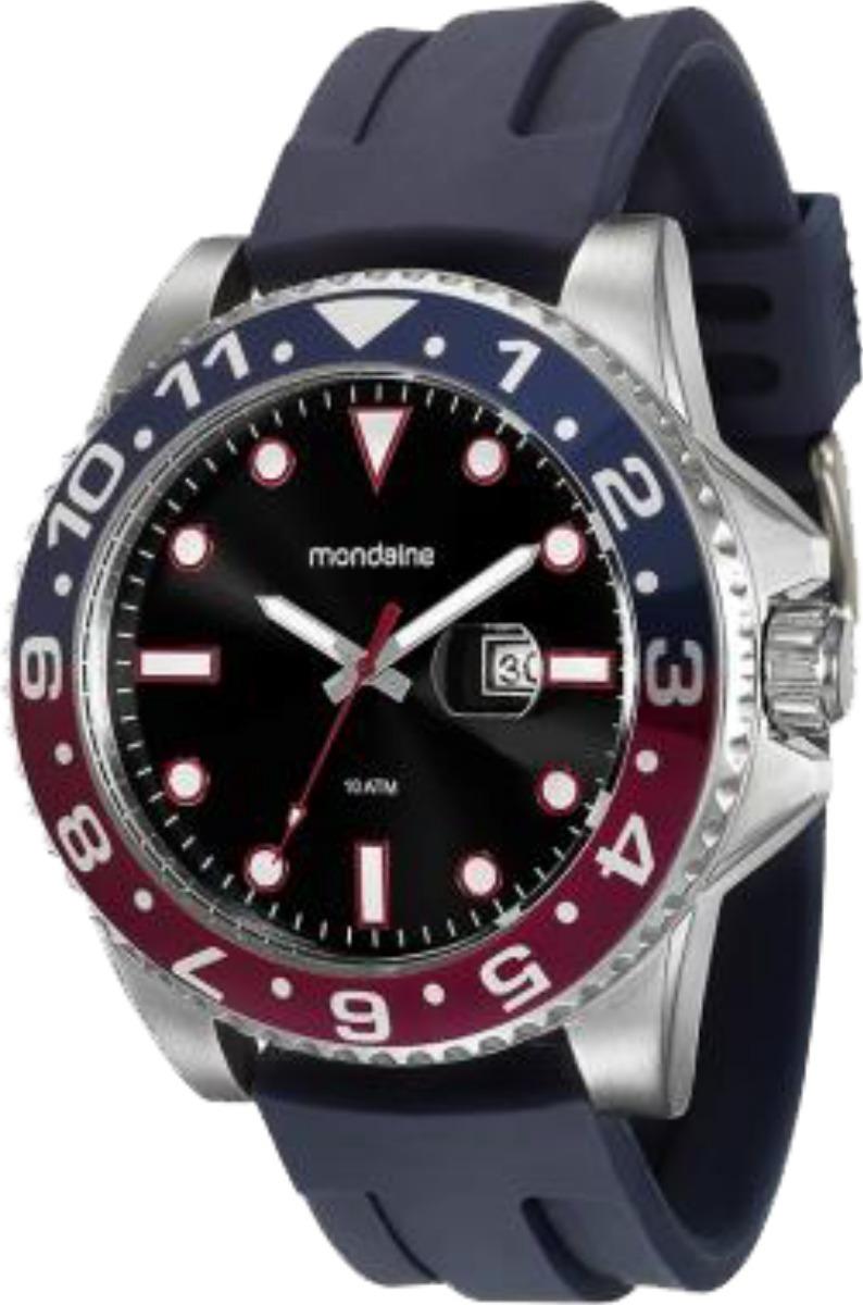 9c8454cb6af relógio masculino mondaine analógico 94785g0mvnu1. Carregando zoom.