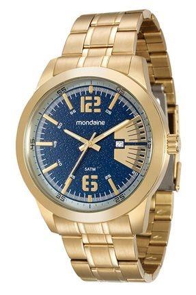 a91029fcb0a Relógio masculino mondaine dourado fundo azul gpmvda jpg 287x431 Relogio  masculino mondaine dourado