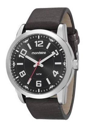 relógio masculino mondaine social 99071g0mvnh1 original