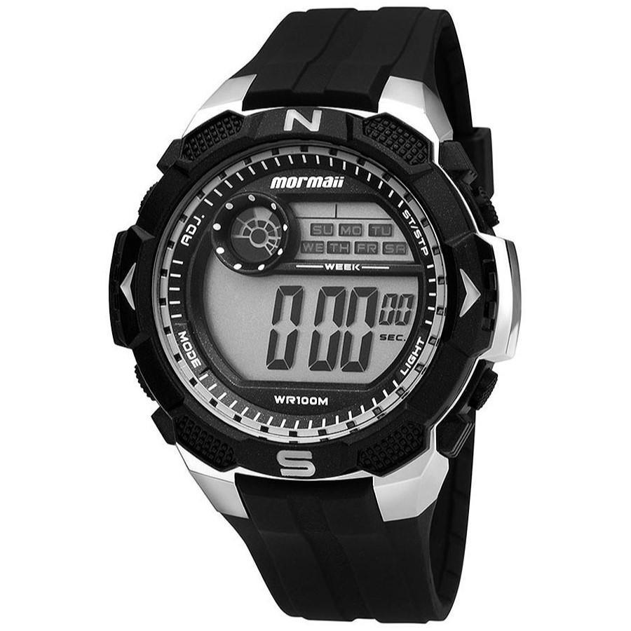 5cd790014ab10 Relógio Masculino Mormaii Mo2909a 8c - R  180