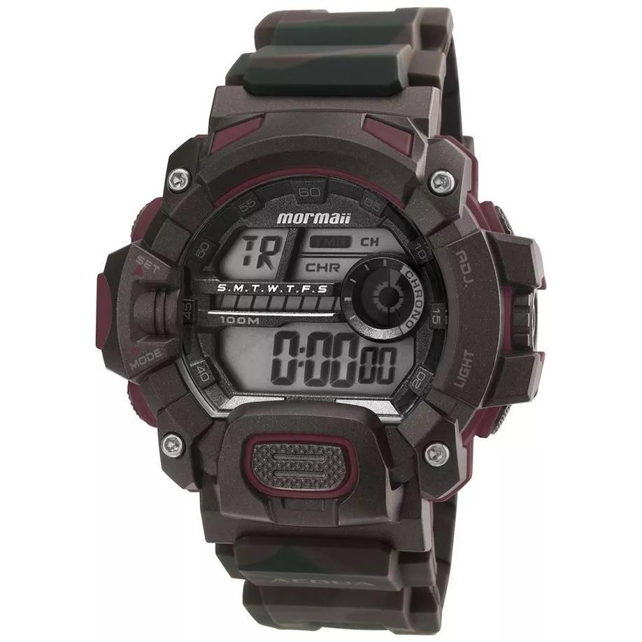 4aee17951b4bc Relógio Masculino Mormaii Mo1132af 8m - R  300