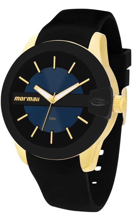 1cfa31e2056 Relógio Masculino Analógico Mormaii Maui Luau Mo2035ap 8p - R  239 ...