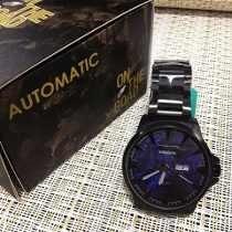 8782085fd4a Relógio Masculino Mormaii Automático Preto Mo8205ac 4p - R  379