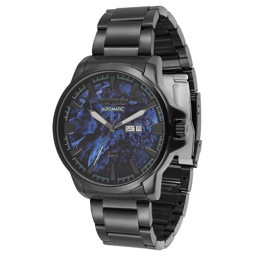 fac23660eb5 relógio masculino mormaii automático preto mo8205ac 4p orig. Carregando  zoom.