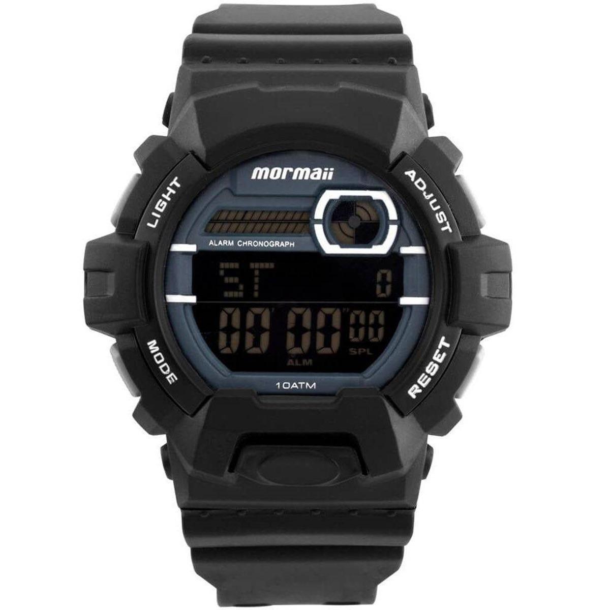 812fb17aafd relógio masculino mormaii digital esportivo 100m mom08090 8p. Carregando  zoom.