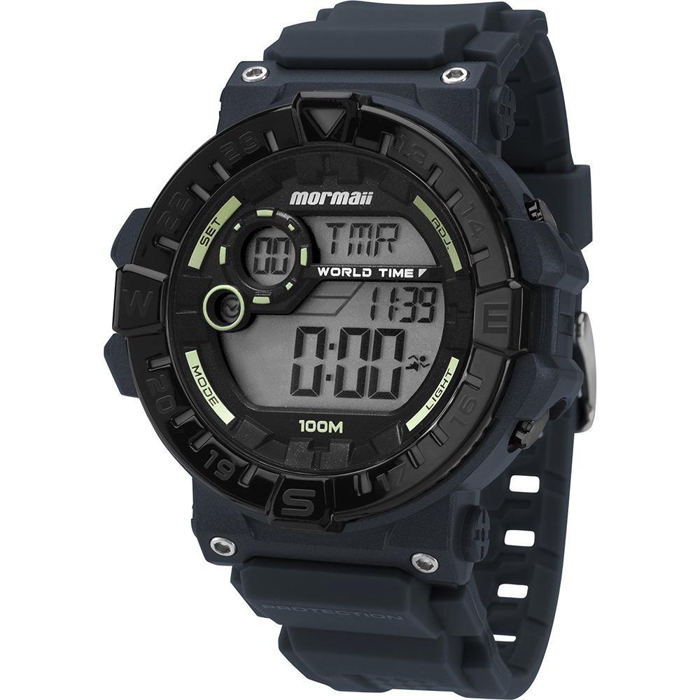 2295c216c4c relógio masculino mormaii digital esportivo mom1131a 8v loja. Carregando  zoom.