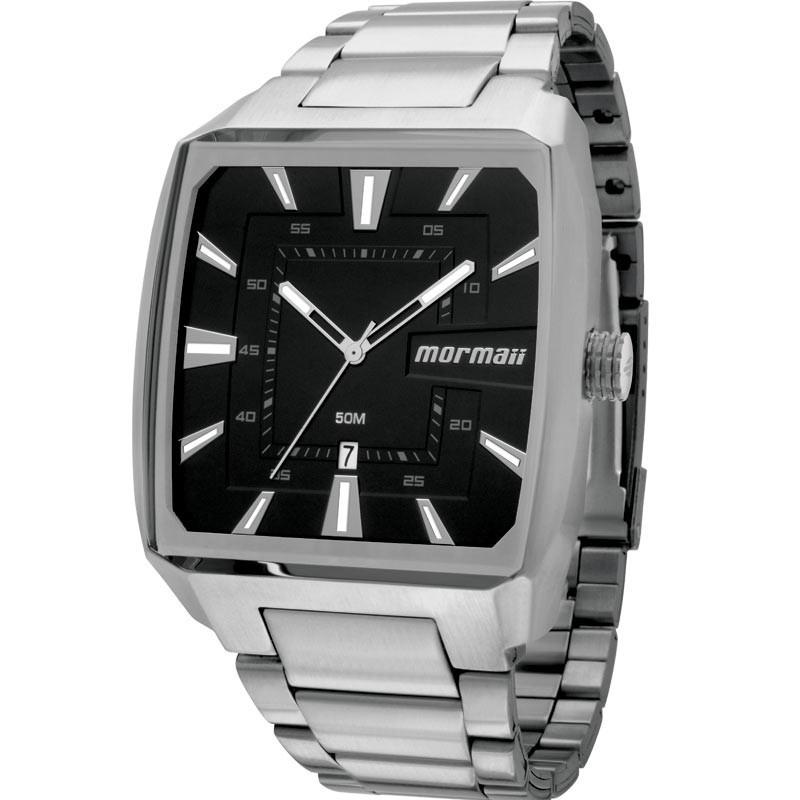 8952bdd302b relógio masculino mormaii esportivo quadrado mo2315an 3k. Carregando zoom.