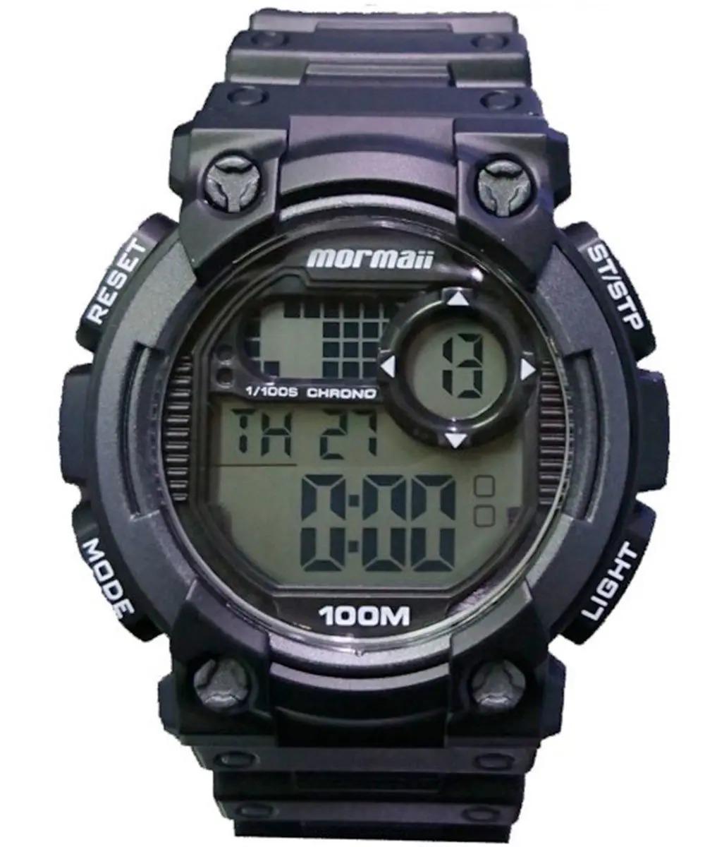 30a3b214b42 Relógio Masculino Mormaii Moy15878c - R  195