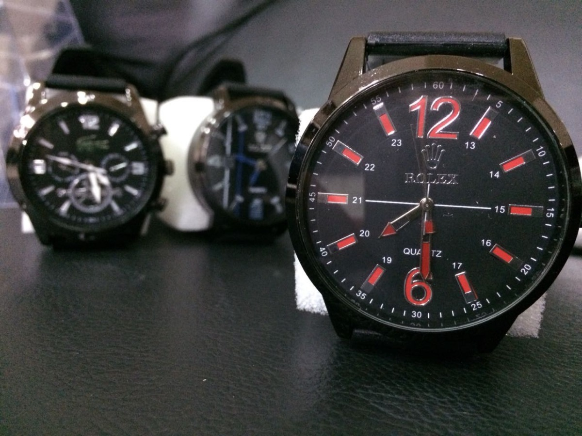 9a3846c30f7 relógio masculino multi marcas com pilha melhor preço. Carregando zoom.