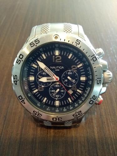 relógio masculino nautica - n19509g