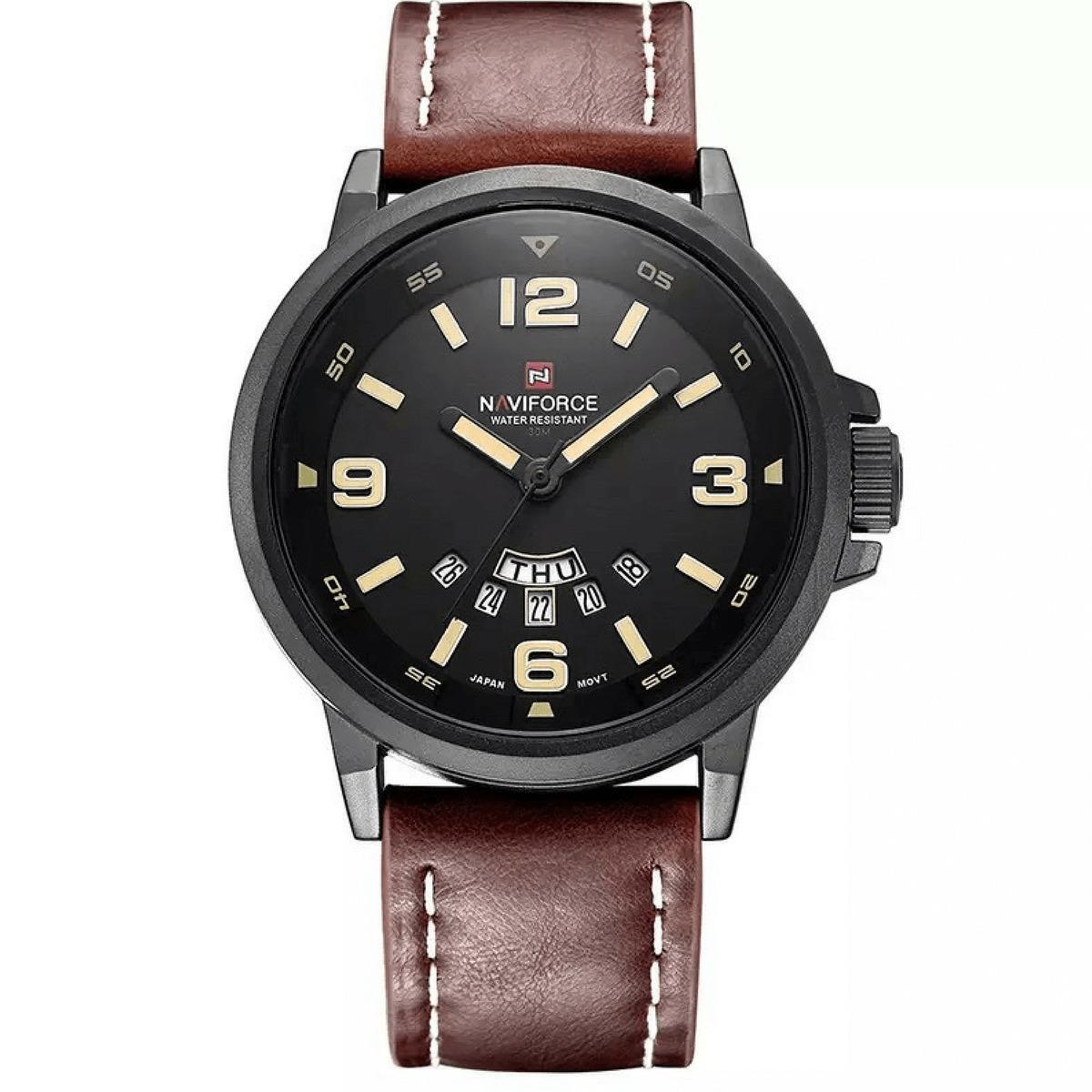d3dae7a5eb5 relógio masculino naviforce modelo 9028 original em promoção. Carregando  zoom.