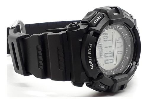 relógio masculino north edge warrior temperatura altímetro