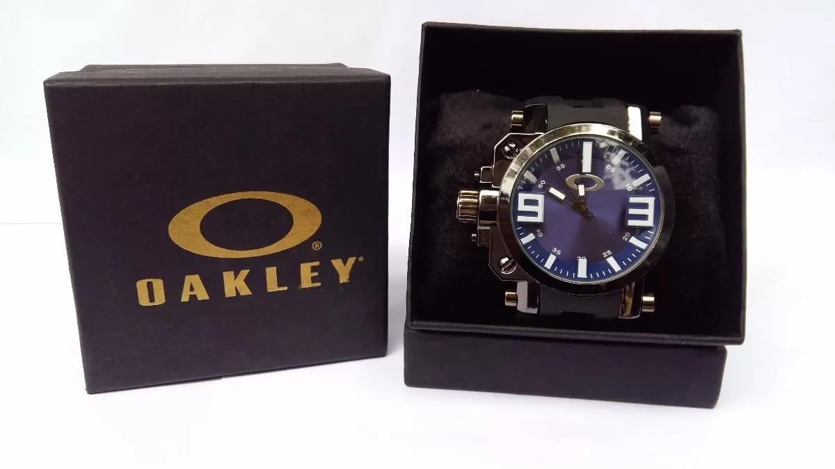 54c607d7ca3 Relogio Masculino Oakley Gearbox