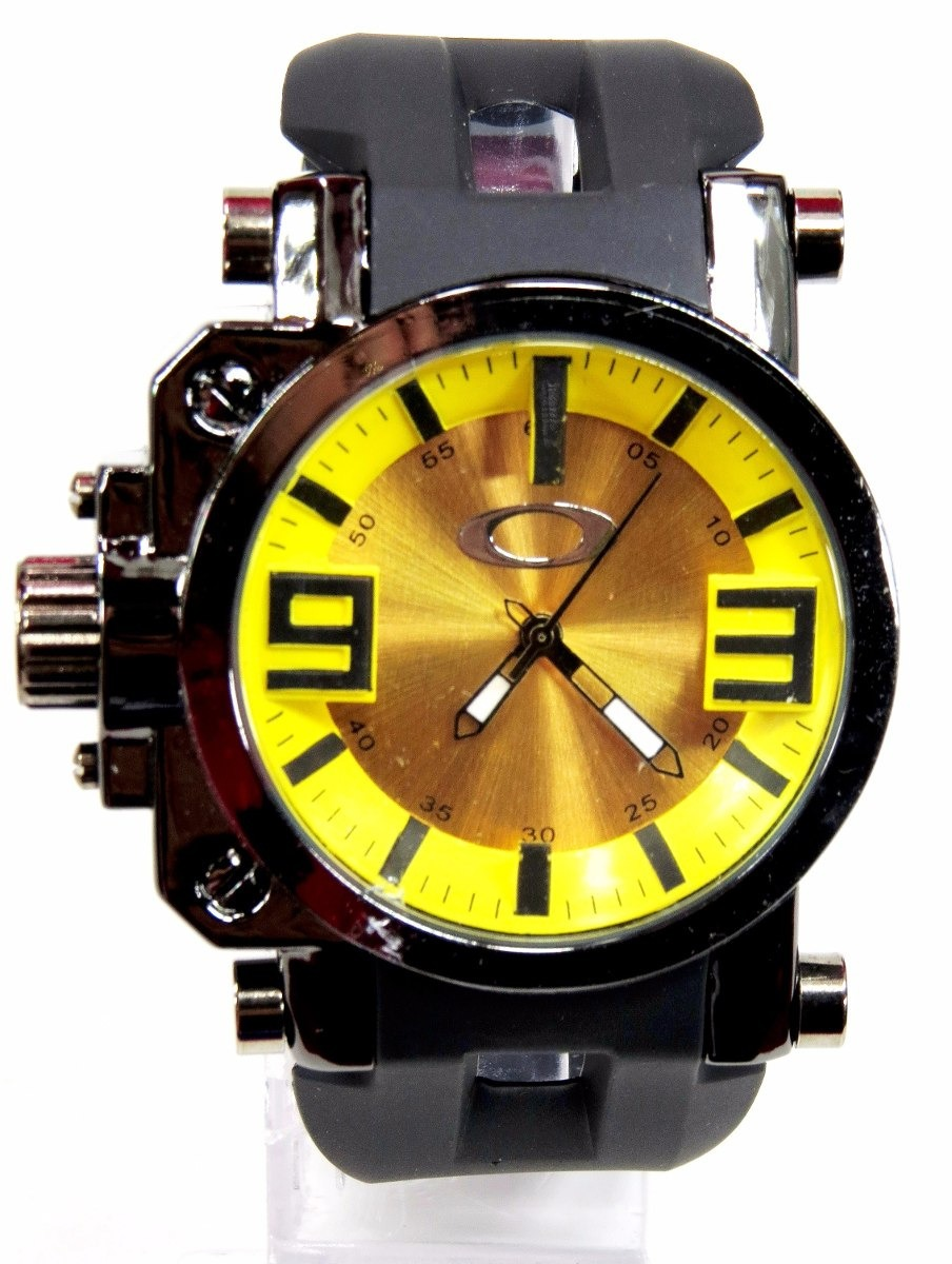 824f22c90bb relogio masculino oakley gearbox titanium- promoção- oakley. Carregando zoom .