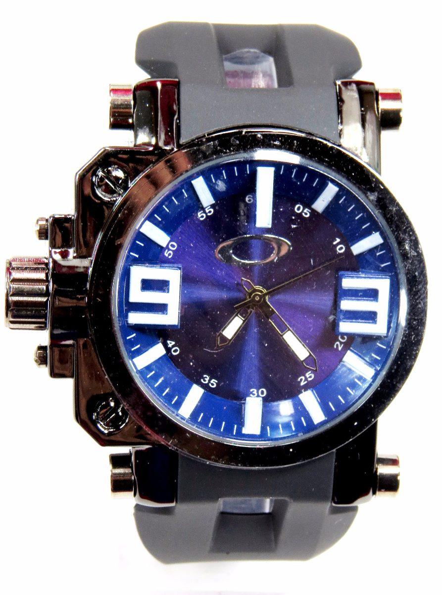 dfb61af6c5a relógio masculino oakley gearbox titaniun na caixa promoção. Carregando  zoom.