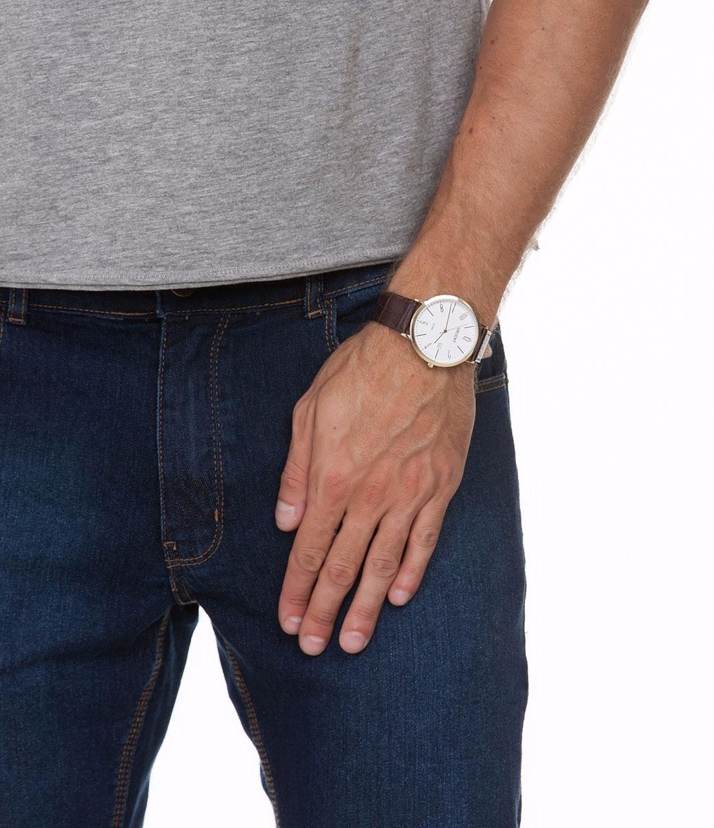 e975daa3c83 relógio masculino orient couro marrom fundo branco analógico · relógio  masculino orient. Carregando zoom.