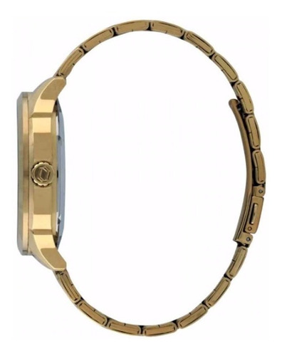 relógio masculino orient automático 469gp074 p2kx