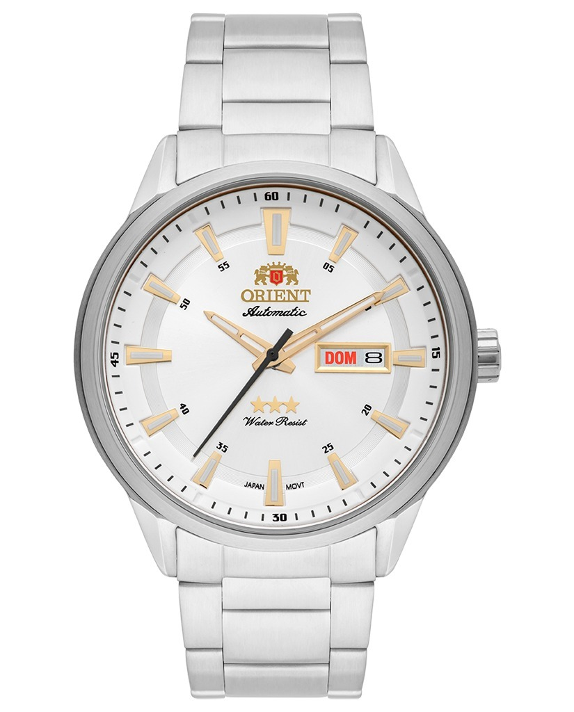 f70d2aea499 relógio masculino orient automático 469ss065 s1sx. Carregando zoom.