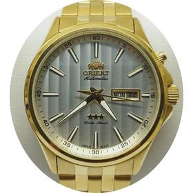 Relógio Masculino Orient Automático Estiloso Envio Imediato