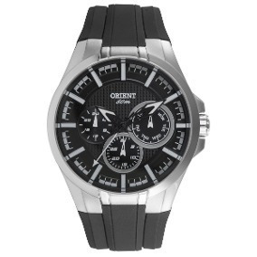 relógio masculino orient esportivo analógico mbspm014 s1px